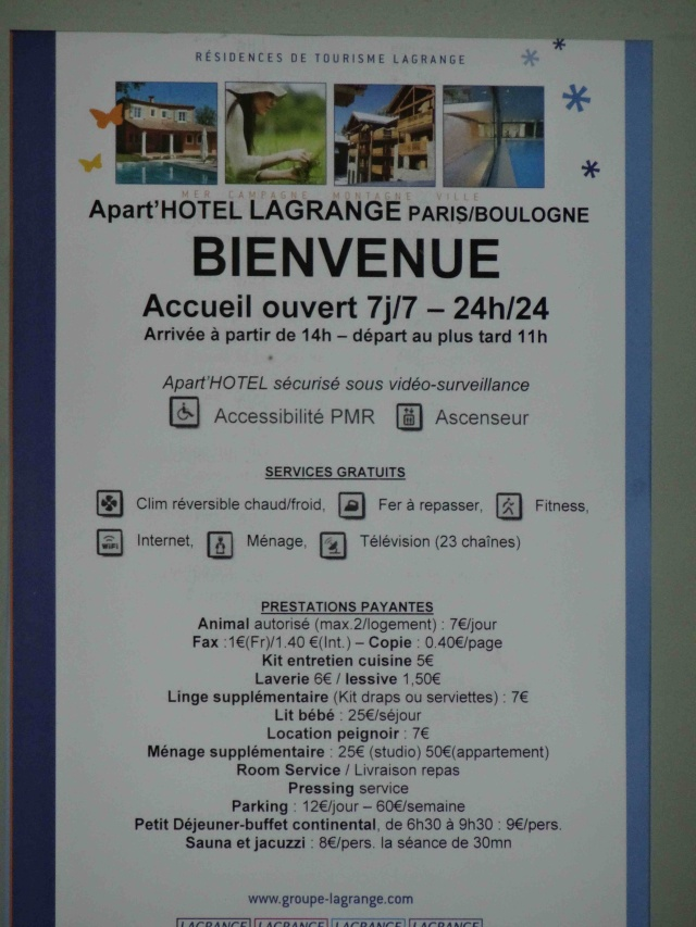 Informations sur Lagrange City Dsc09653