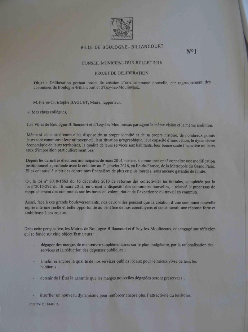 Fusion / mariage de Boulogne-Billancourt et d'Issy-les-Moulineaux - Page 2 Dsc09913