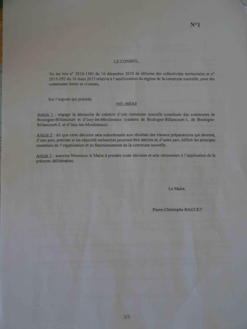 Fusion / mariage de Boulogne-Billancourt et d'Issy-les-Moulineaux - Page 2 Dsc09917
