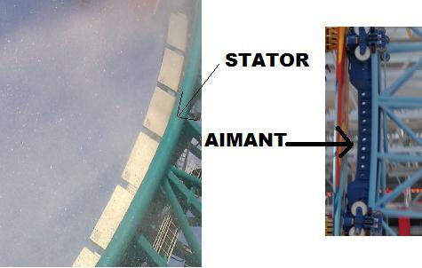RC RACER ( Half Pipe Intamin AG ) Stator10