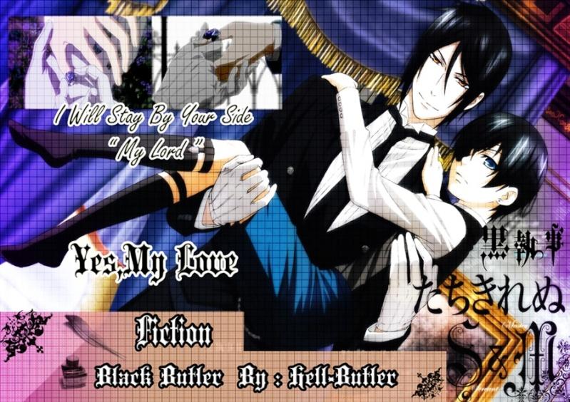 BlackButler FanFic
