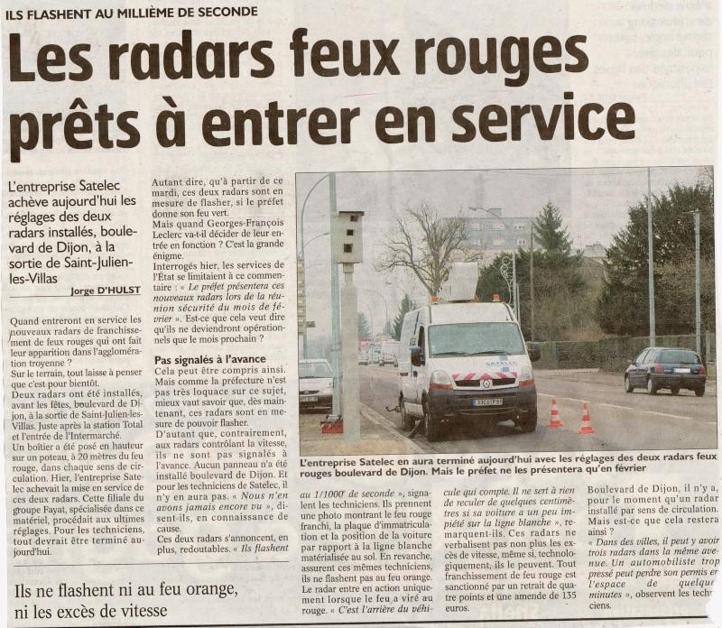 La revue de presse de Captain Did Radars10