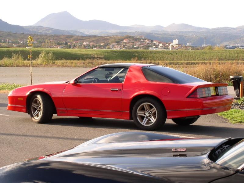 mes deux ex Ricaines corvette et camaro Zenith11