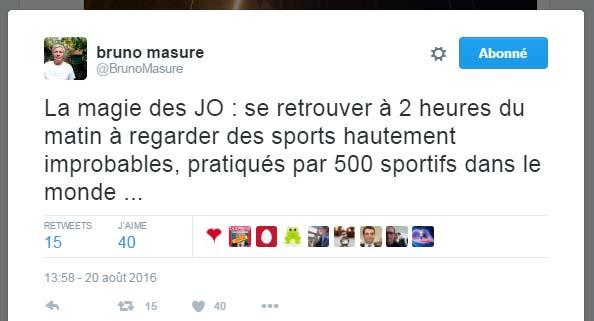 Jeux Olympiques. RIO 2016 - JEUX PARALYMPIQUES 7 au 18 septembre 2016 - Page 37 Masure10