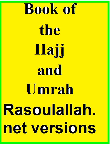 The Book of Hajj and Umrah Lkjj10