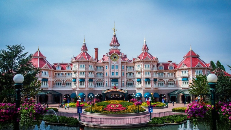 Pré-TR / Séjour à la maison au DLH pour nos 10 ans ! Disney12