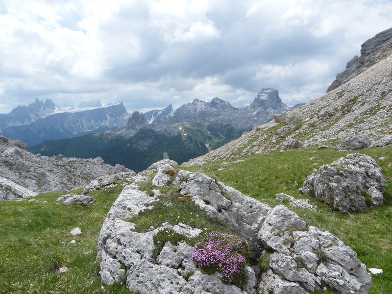 Les Dolomites d'Ampezzo et le Monte Pelmo 11_28710
