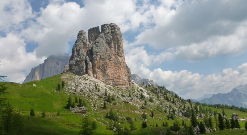Les Dolomites d'Ampezzo et le Monte Pelmo 16_cin10
