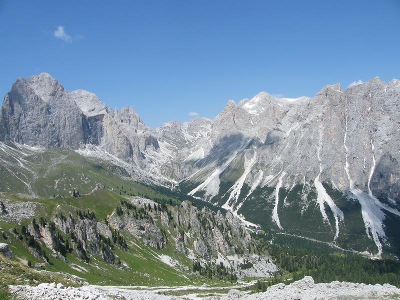 Du 13 au 19 juillet dans le Val di Fassa 1_cati10