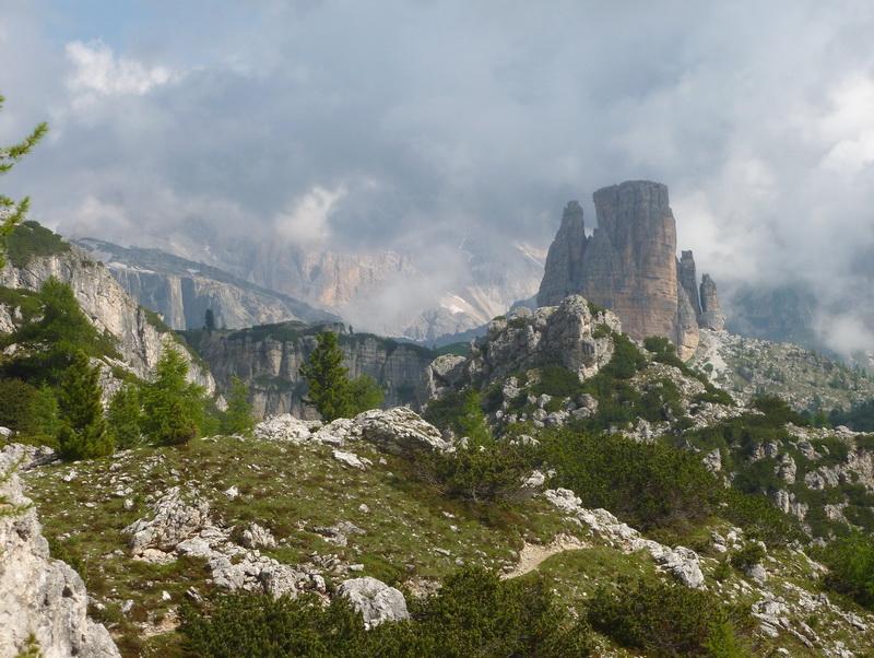 Les Dolomites d'Ampezzo et le Monte Pelmo 4_cinq10