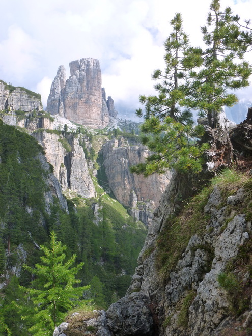 Les Dolomites d'Ampezzo et le Monte Pelmo 5_cinq10