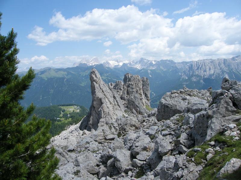 Du 13 au 19 juillet dans le Val di Fassa 9_cati10
