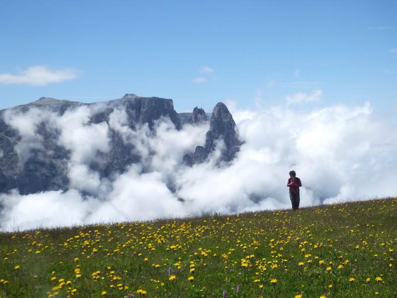 Alpes orientales J4 - Seiser Alm (It) Dscf0010