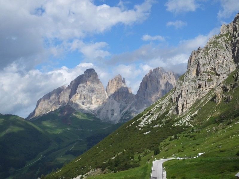 Alpes orientales J5 - Passo Pordoi (It) Pordoi10