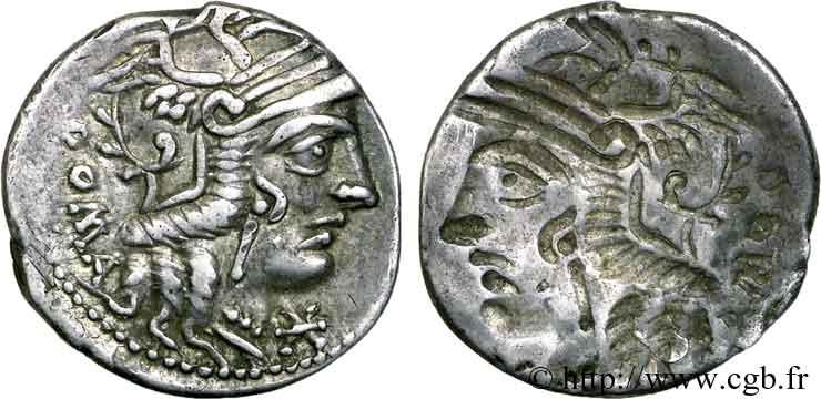 Denier république romaine incus V24_0110