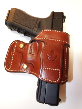 "HOLSTER AMBIDEXTRE : le ""PRACTIC"" by SLYE Dscf4115"