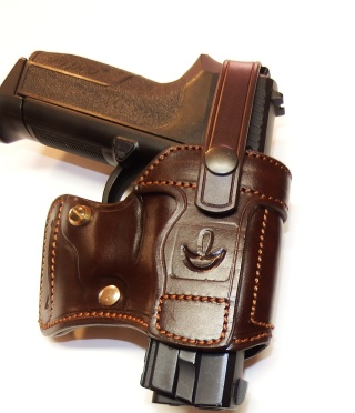 "HOLSTER AMBIDEXTRE : le ""PRACTIC"" by SLYE Dscf4116"