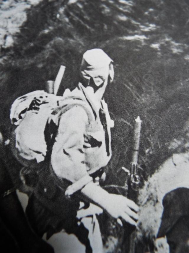 """Tireur au """"MAS 51"""" du 3e RPC, opération Atlas, 1957. Dscf1314"""