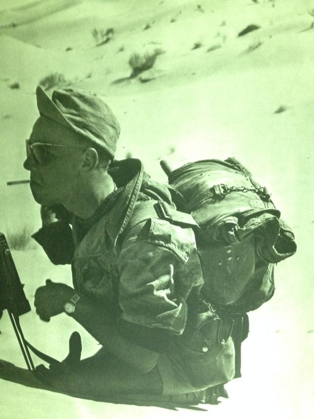 """Tireur au """"MAS 51"""" du 3e RPC, opération Atlas, 1957. Img_2610"""