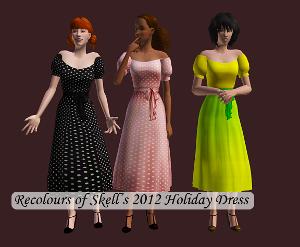 Повседневная одежда (платья, туники, комплекты с юбками) - Страница 64 Image100