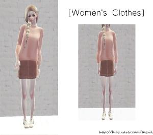 Повседневная одежда (платья, туники, комплекты с юбками) - Страница 64 Image126