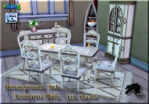 Кухни, столовые (деревенский стиль) Image133