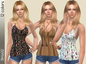 Повседневная одежда (топы, рубашки, свитера) - Страница 6 Image136