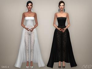 Формальная одежда, свадебные наряды - Страница 5 Image189