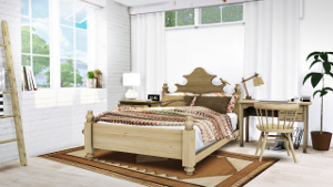 Спальни, кровати (модерн) - Страница 4 Image254