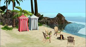 Декор для бассейна, пляжа Image263