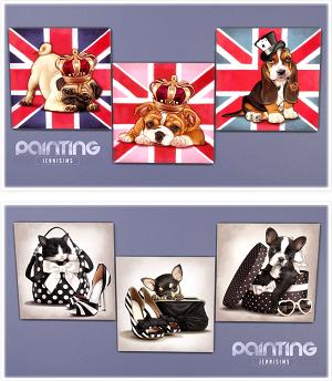 Картины, постеры, настенный декор - Страница 6 Image35