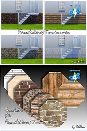 Обои, полы (бетон, камень, кирпич) - Страница 2 The_si34
