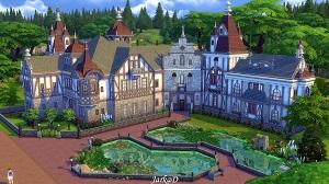 Замки, дворцы Tumbl129