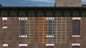 Дворовые объекты, строительный декор - Страница 8 Tumbl226