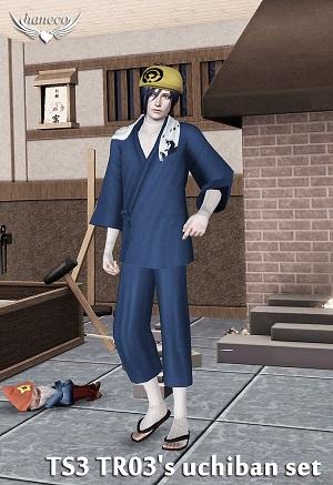 Восточные наряды, кимоно Tumbl324