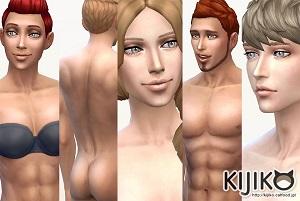 Скинтоны, готовые лица - Страница 5 Tumbl389