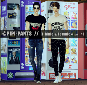 Повседневная одежда (юбки, брюки, шорты) - Страница 6 Tumblr32