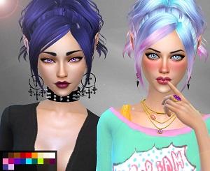 Женские прически (короткие волосы) - Страница 6 Tumblr53