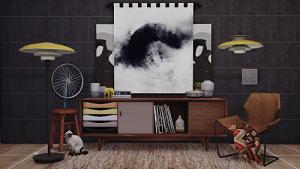 Гостиные, диваны (модерн) - Страница 5 Tumblr69