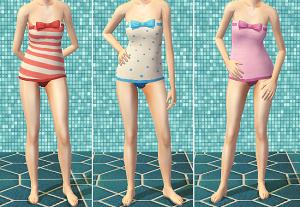 Нижнее белье, пижамы, купальники - Страница 3 Uten_n21