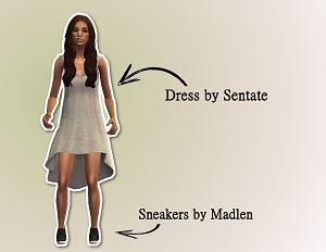 Повседневная одежда (платья, туники, комплекты с юбками) - Страница 64 Uten_n40