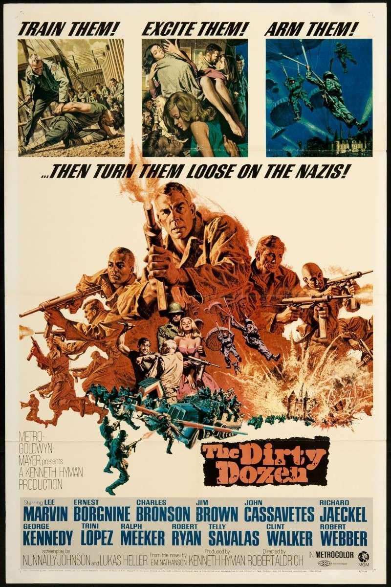 Dvanaest Žigosanih (The Dirty Dozen) (1967) 363710