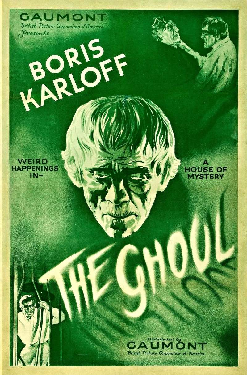 Zao Duh (The Ghoul) (1933) 3l7snx10