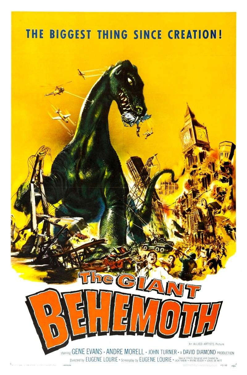 Divovski Behemot (The Giant Behemoth) (1959) 60314110