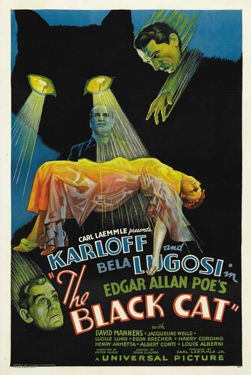 Crna Mačka (The Black Cat) (1934) Blackc10