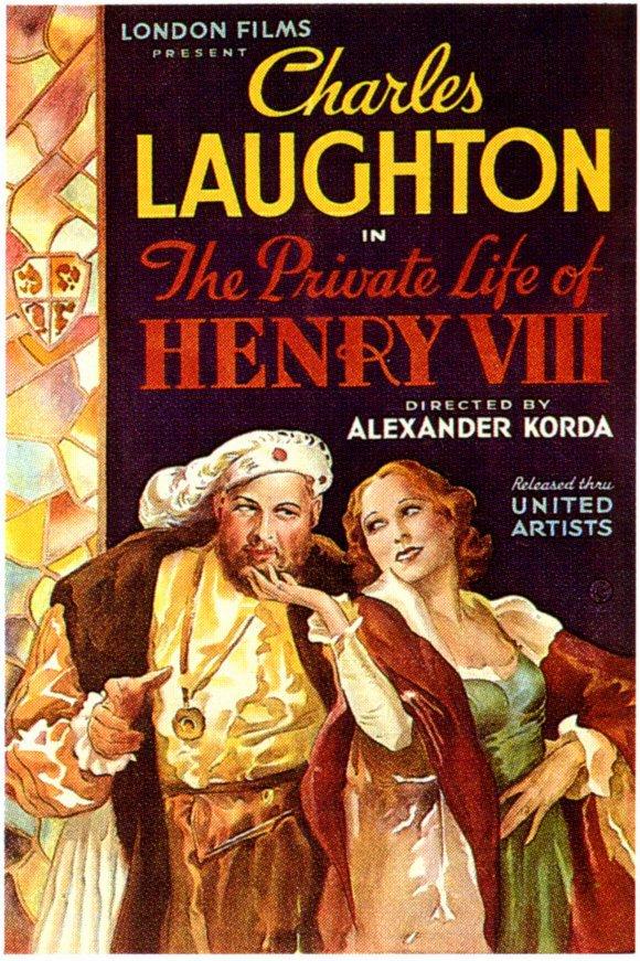 Privatni Život Henrija VIII (The Private Life of Henry VIII) (1933) Enriqu10