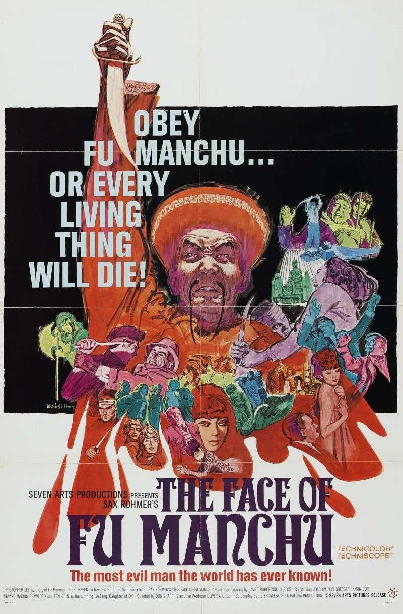 The Face of Fu Manchu (1965) Face_o10