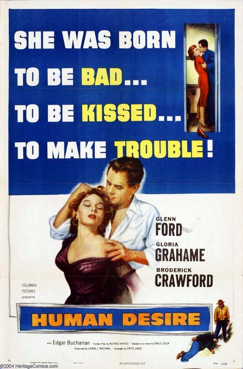 Ljudska Želja (Human Desire) (1954) Human_10