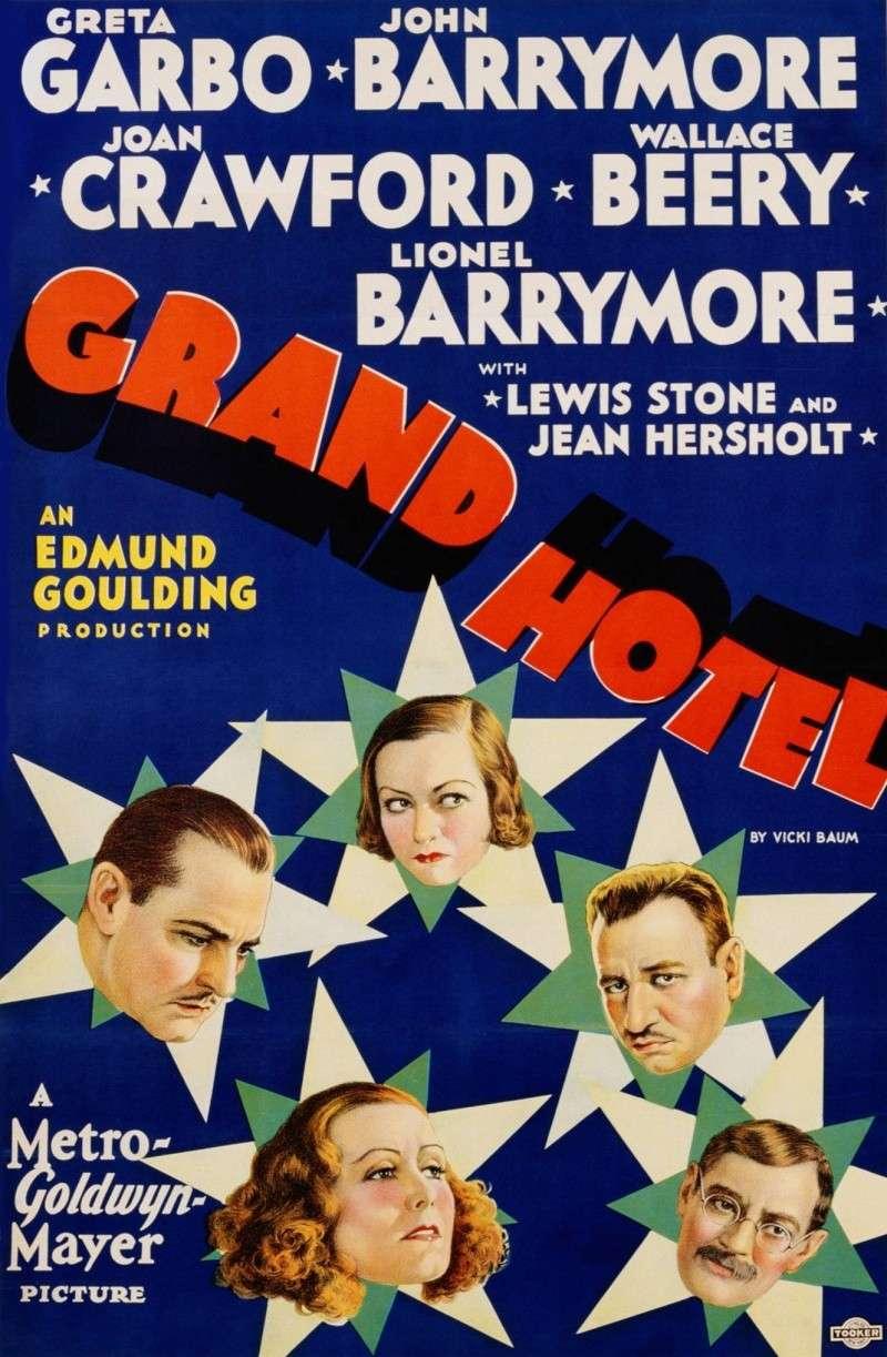 Veliki Hotel (Grand Hotel) (1932)  Poster10