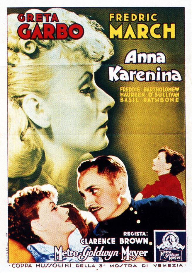 Ana Karenjina (Anna Karenina) (1935) Poster11